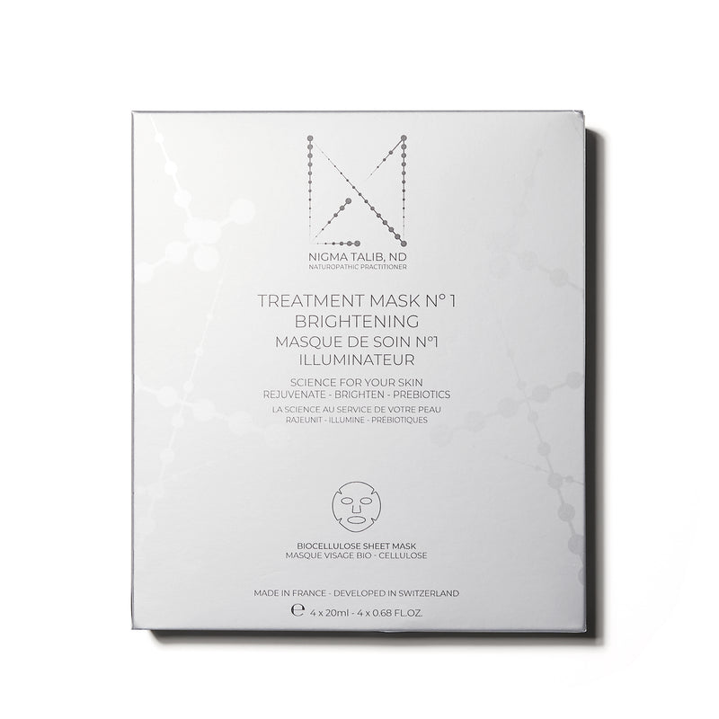 Treatment Mask No. 1 Brightening Box