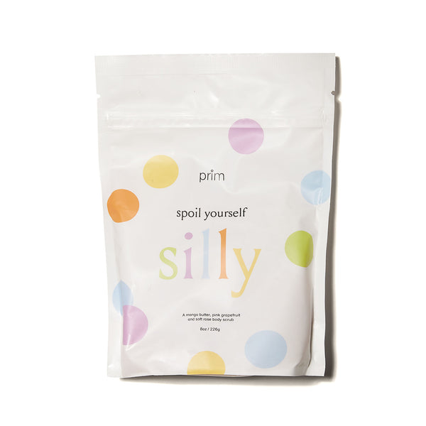 The Spoil Yourself Silly Grapefruit and Rose Body Scrub