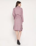 The Zing of Paris Shirt - Paris Mauve