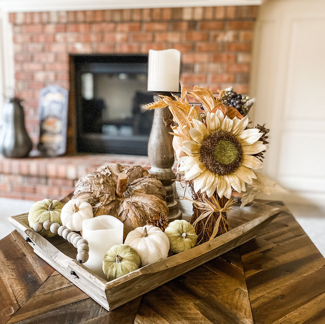 Fall Coffee Table Kit