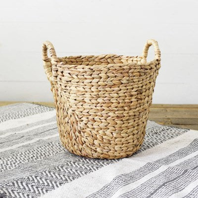 Hyacinth Bag Basket