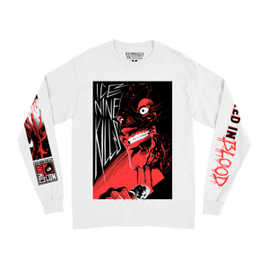 Inked In Blood Longsleeve (White)