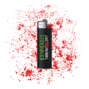 I Heard They KILL Live!! Lighter // PREORDER