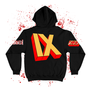 Ice Nine Kills Marvel Hoodie (Black)