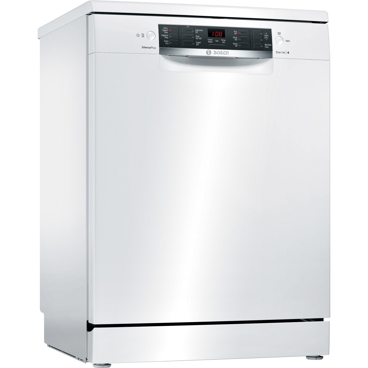 Bosch SMS46MW05G Freestanding Dishwasher - Sold as an agent of Euronics Ltd