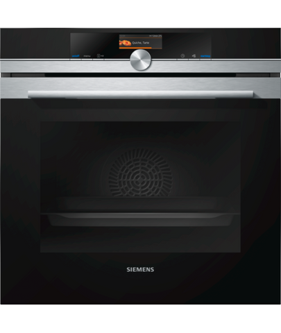 Siemens HB676GBS6B iQ700 Oven  Single oven black, stainless steel
