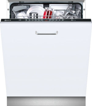 Neff S513G60X0G black Dishwasher, 60cm Fully integrated