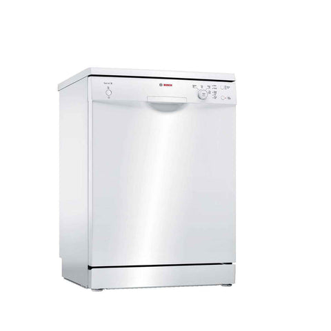 Bosch SMS24AW01G Full Size Dishwasher - Sold as an agent of Euronics Ltd