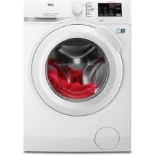 AEG L6FBI741N 7kg 1400 Spin Washing Machine - White - A+++ Energy Rated