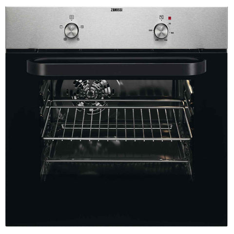 Zanussi ZZB30401XK Built-in Single Electric Oven - Sold as an agent of Euronics Ltd