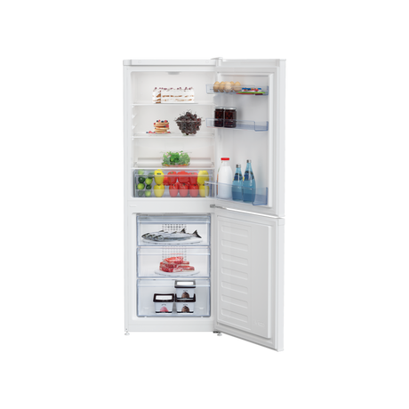 Beko CCFM3552W Frost Free Fridge Freezer - White - A+ Energy Rated