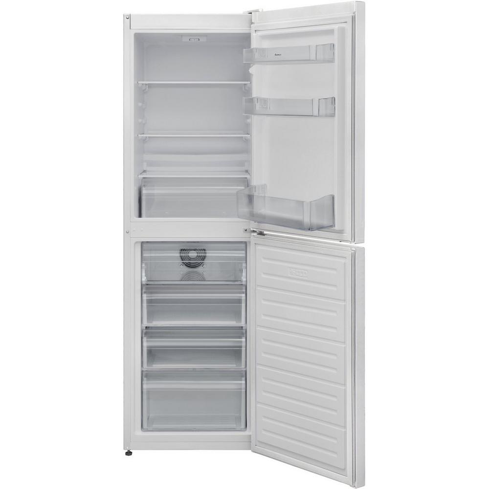Lec TF55179W Fridge Freezer - Frost Free - White - A+ Energy Rated