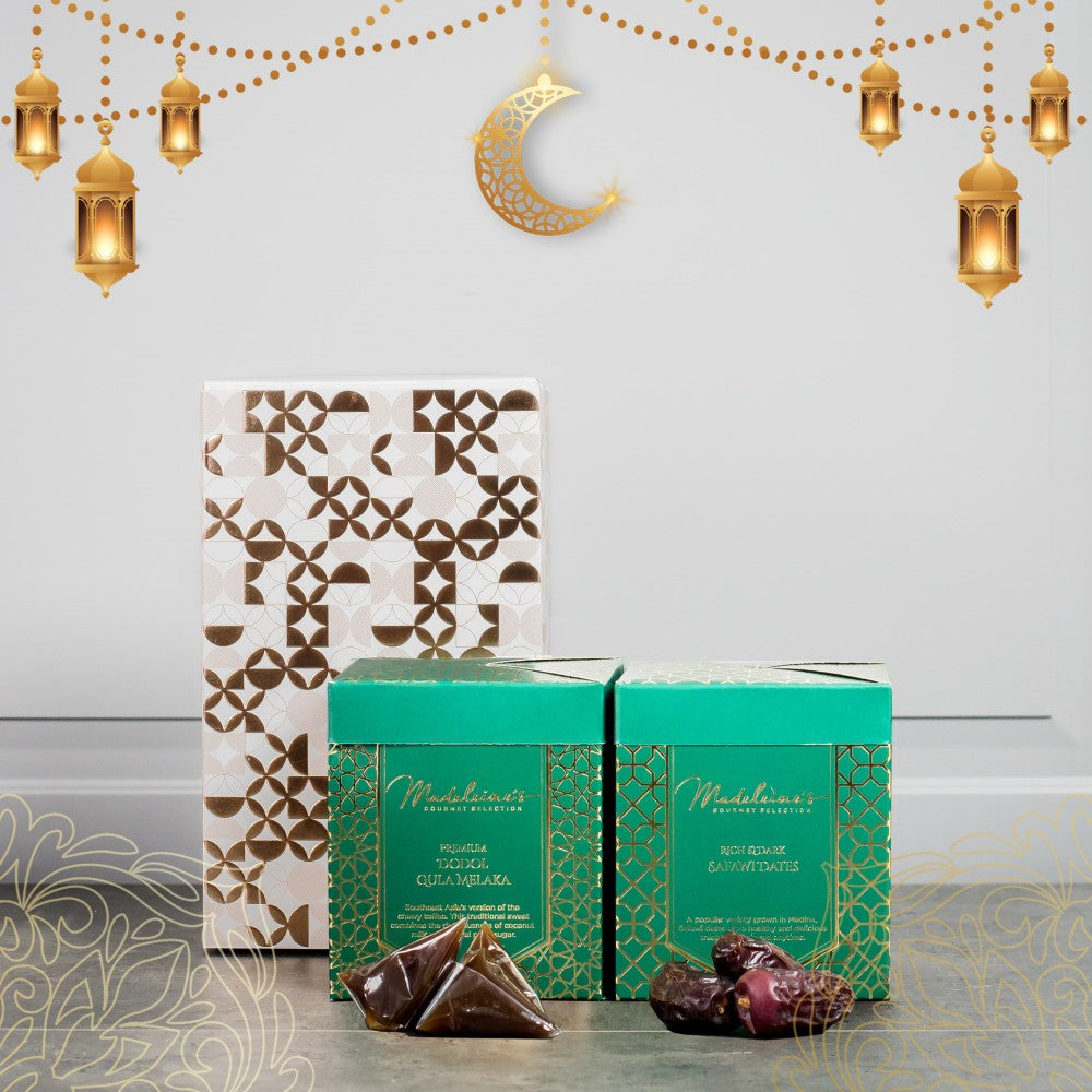 The Traditional Duo - Raya Limited Edition