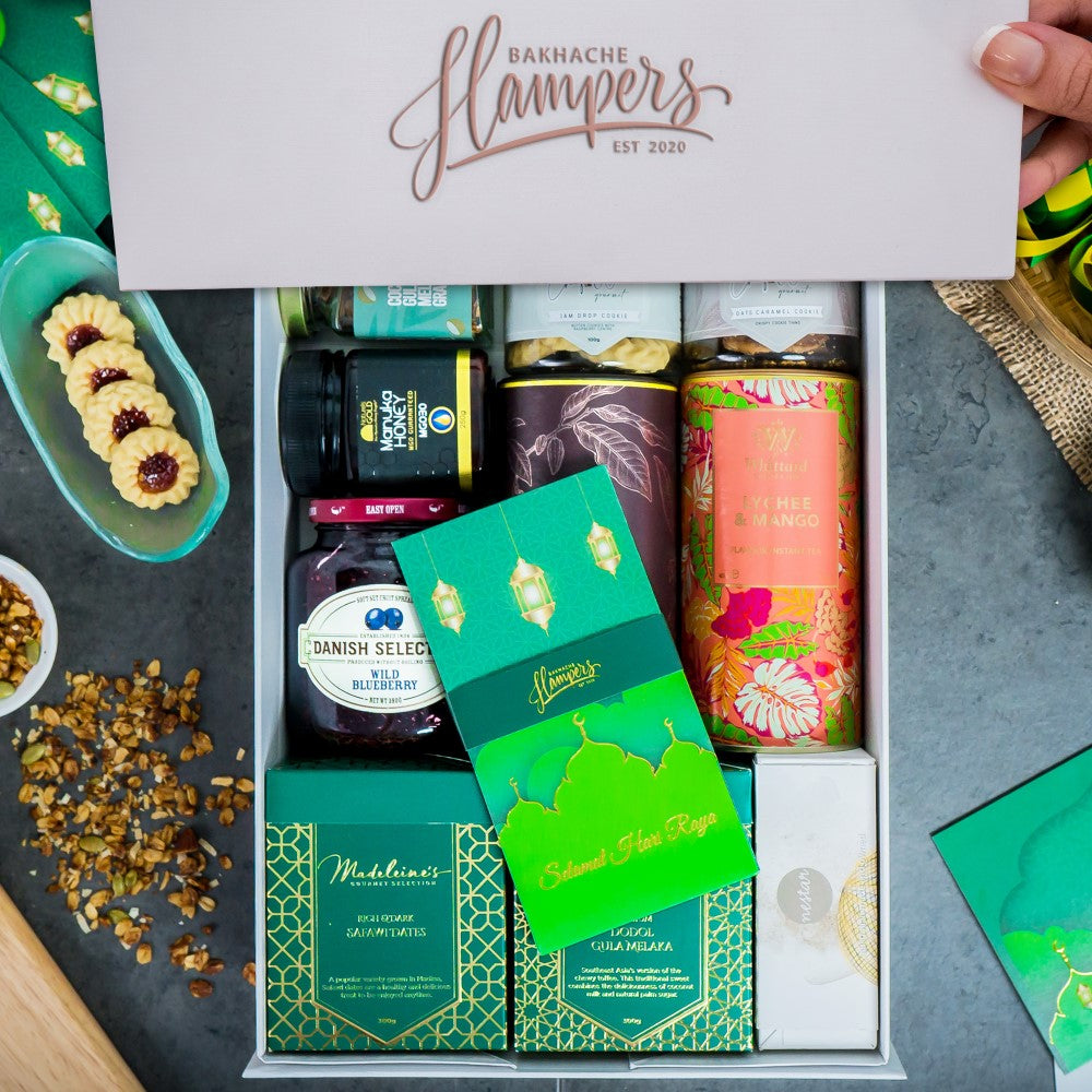 The 'Buah Tangan' Hamper - Raya Limited Edition
