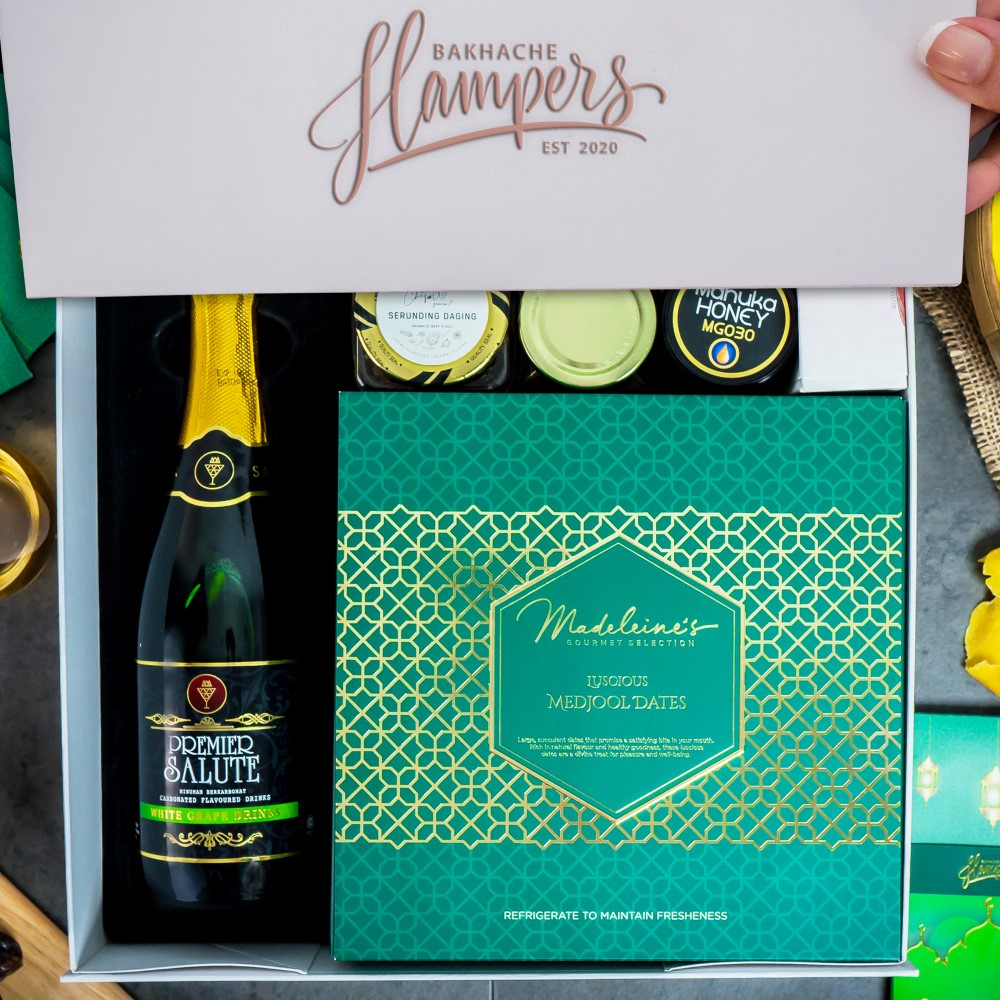The 'Makan Minum' Raya Hamper - Limited Edition