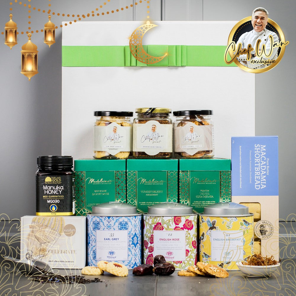 The Hari Raya Tea Hamper - Limited Edition