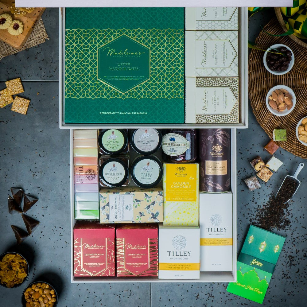 The Grand Ramadan & Raya Hamper - Limited Edition