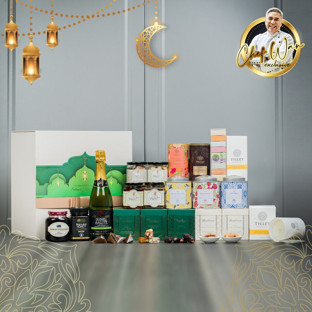 The Majestic Raya Hamper - Limited Edition