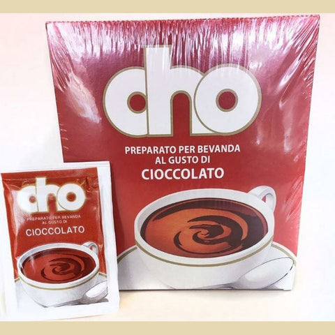 Pellini CHO - milk  hot chocolate 25 GR Sachet