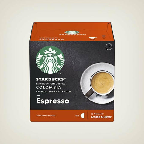STARBUCKS BY DOLCE GUSTO COLOMBIA