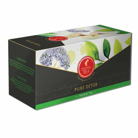 Herbal infusion Pure Detox Ginger & Lemongrass - 18 premium leaf tea bags
