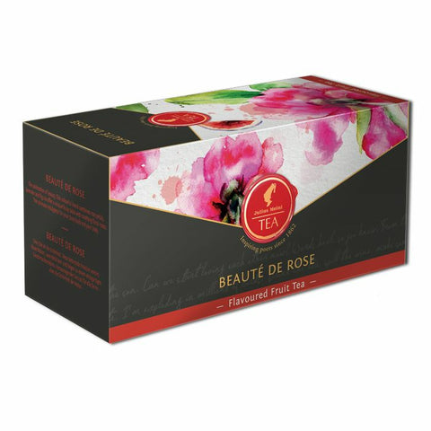Fruit infusion Beauté de Rose - 18 premium leaf tea bags