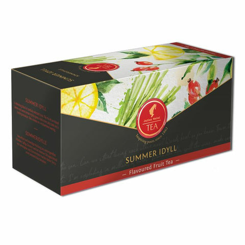 Fruit infusion Summer Idyll - 18 premium leaf tea bags