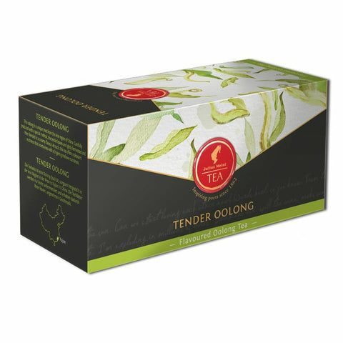 Tender Oolong - 18 premium leaf tea bags