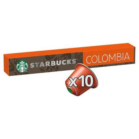 STARBUCKS® SINGLE-ORIGIN COLOMBIA BY NESPRESSO®
