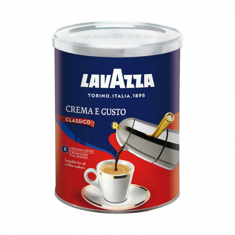 Lavazza - CAN - CREMA E GUSTO INT (250 gr)