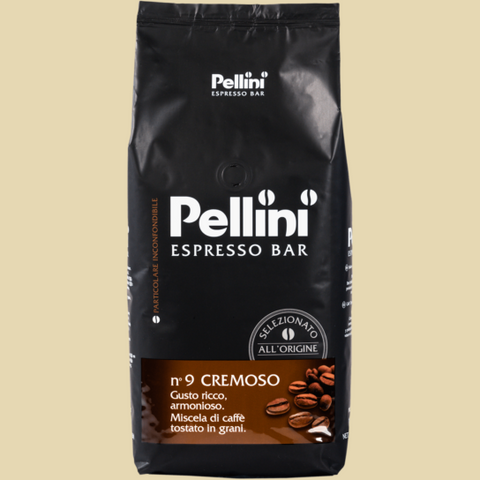 Pellini Espresso Bar in grains N. 9 Cremoso - 1kg