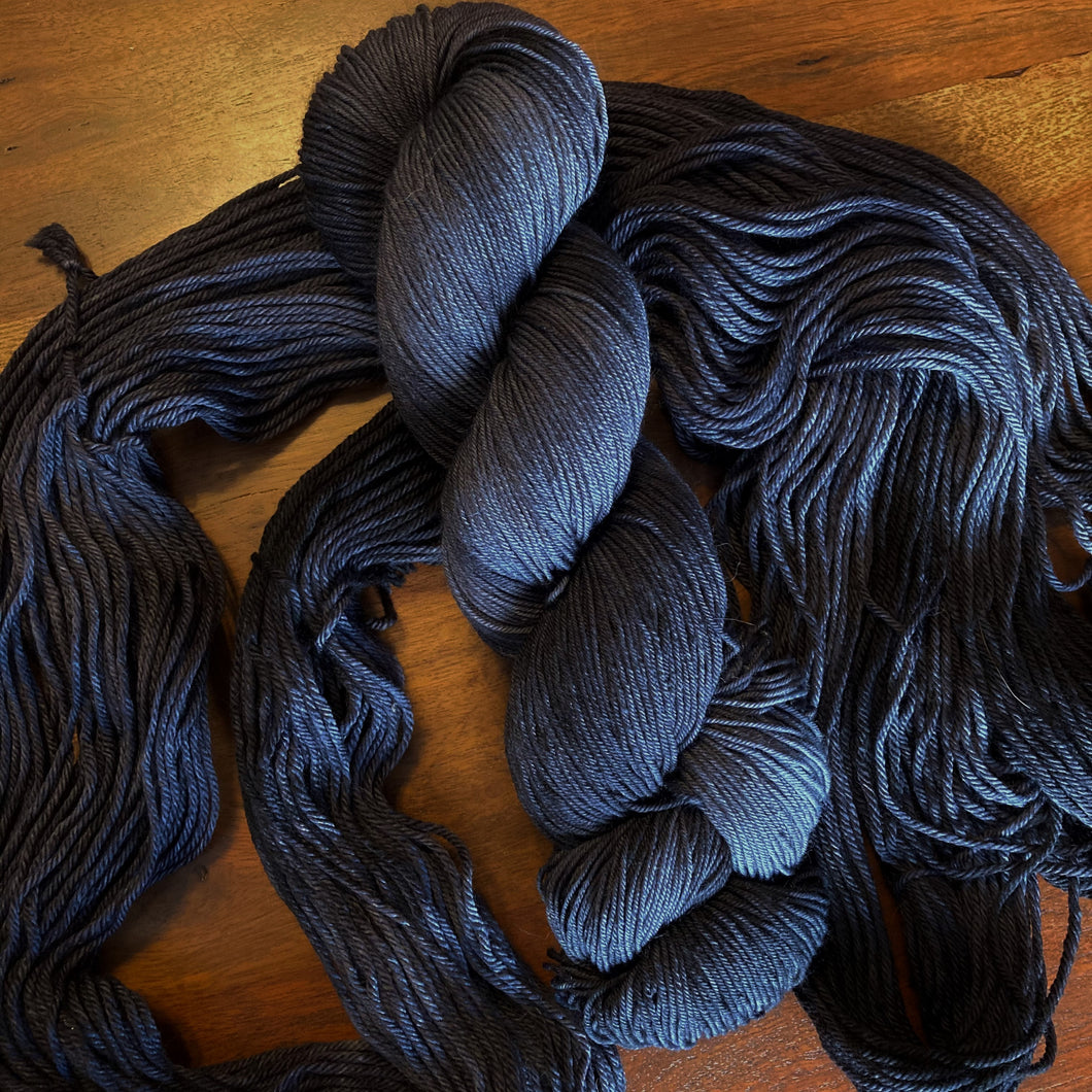 The Grey Stuff yarn