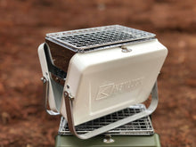 Load image into Gallery viewer, KENLUCK MINI GRILL | ATHENA WHITE - Hutton