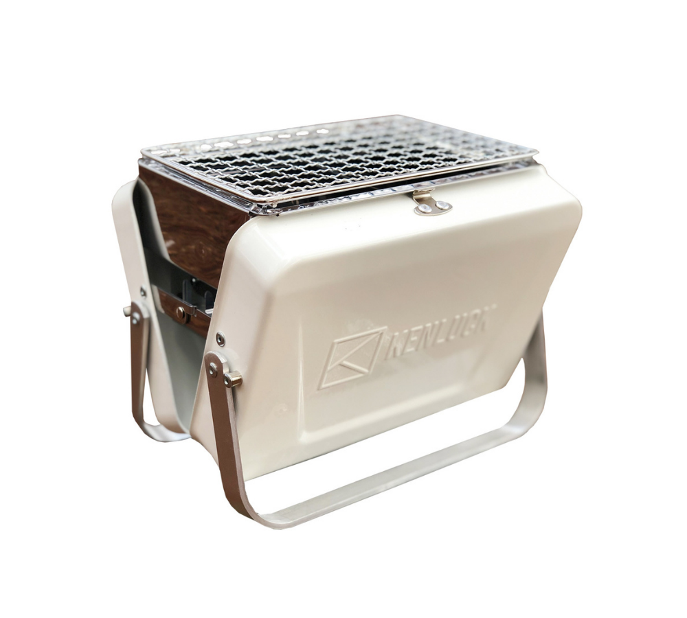 KENLUCK MINI GRILL | ATHENA WHITE - Hutton