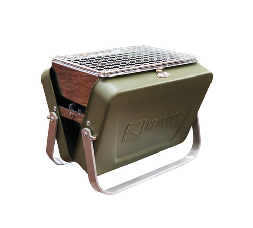 KENLUCK MINI GRILL | MATTE GREEN - Hutton