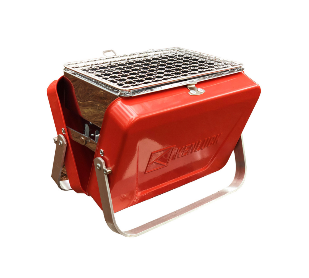 KENLUCK MINI GRILL | LUCKY GLOSS RED - Hutton