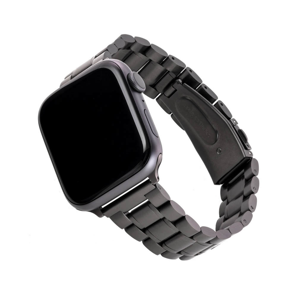 WITHit | Stainless Steel Link Band for Apple Watch (42/44mm) - Hutton