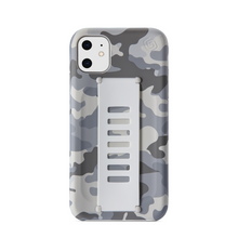 Load image into Gallery viewer, Grip2u | iPhone 11 SLIM - Ice/Urban Camo - Hutton
