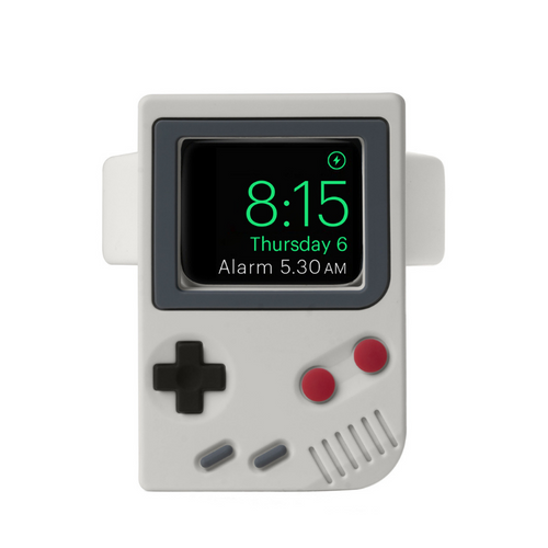 Daily Objects | Gameboi Apple Watch Charger - Hutton