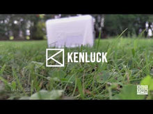 Load and play video in Gallery viewer, KENLUCK MINI GRILL | ATHENA WHITE