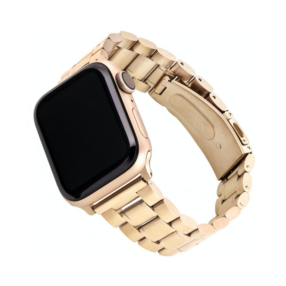 WITHit | Stainless Steel Link Band for Apple Watch (38/40mm) - Hutton