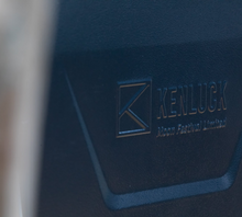 Load image into Gallery viewer, KENLUCK BUDDY GRILL | HAMMERTONE GLOSS BLUE - Hutton