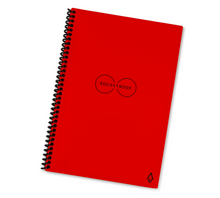 Load image into Gallery viewer, Rocketbook Core Dot Grid | Executive A5 - Atomic Red - Hutton
