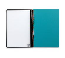 Load image into Gallery viewer, Rocketbook Core Dot Grid | Executive A5 - Neptune Teal - Hutton