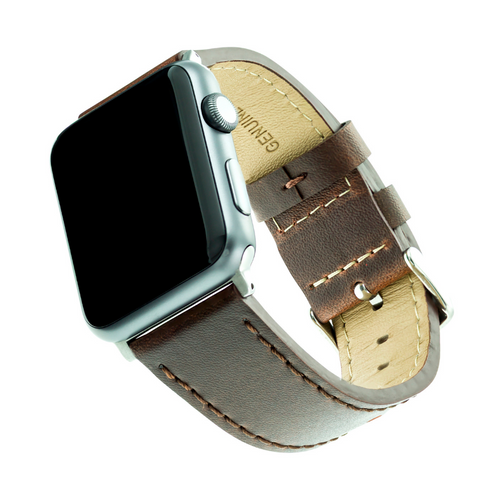 WITHit | Italian Leather band for Apple Watch (38/40 +42/44mm) - Hutton