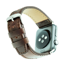 Load image into Gallery viewer, WITHit | Italian Leather band for Apple Watch (38/40 +42/44mm) - Hutton