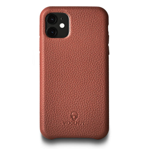 Woolnut Case for iPhone 11 - Hutton
