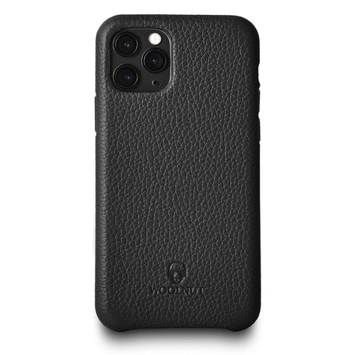 Woolnut Case for iPhone 11 Pro - Hutton