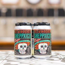Sheppxico Mexican Lager