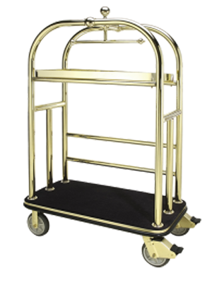 Custom Bellman Cart